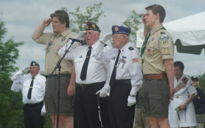 A Veteran is…